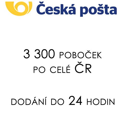 Doprava Česká pošta, ceny, doba a lhůty